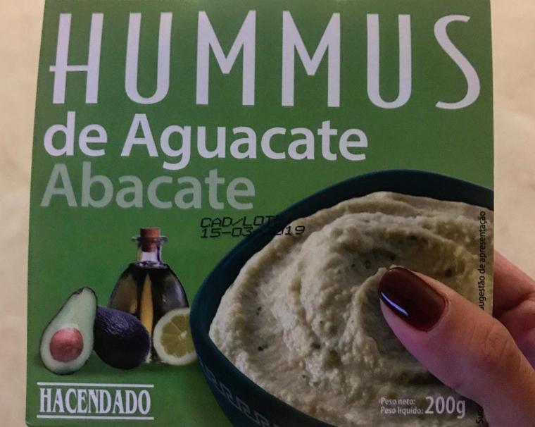Hummus d'alvocat, la novetat de Mercadona