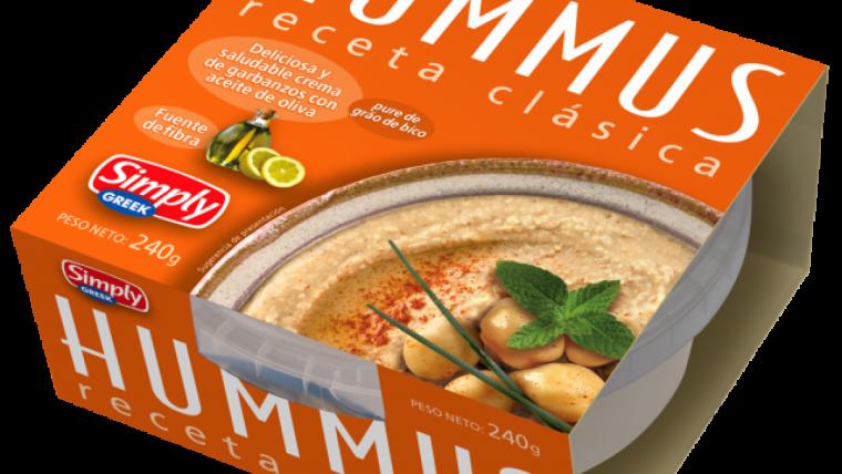 Hummus de Mercadona, recepta clàssica