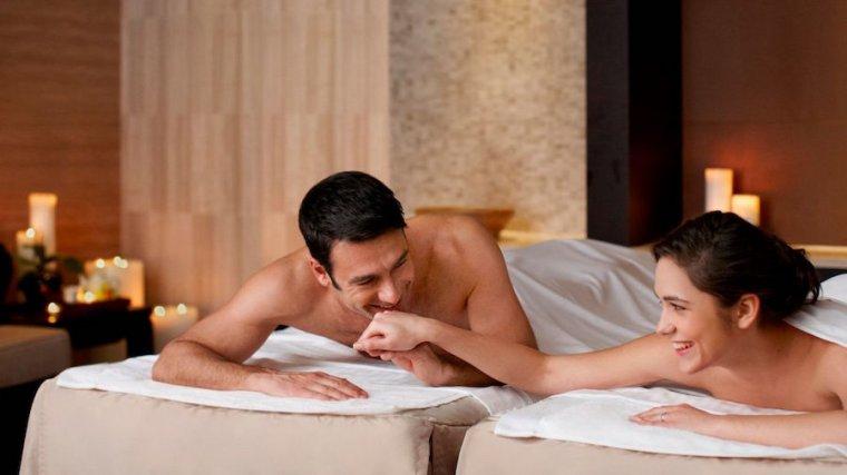 Un dia de spa és una experiència molt romàntica