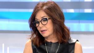 Ana Rosa anuncia que no secundarà la vaga feminista del 8M