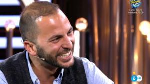 Antonio Tejado al plató de 'GH DÚO' durant l'entrevista a plató