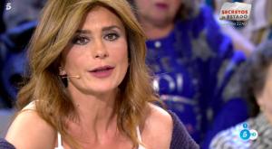 Gema López és col·laboradora a 'Sálvame'