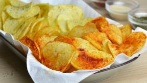 Patates xips