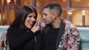 Isa Pantoja i Omar feliços com a parella sentimental i professional