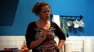 Mor als 54 anys Cristina Cervià, una cèlebre actriu i directora de teatre