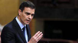 Sánchez amenaça amb una nova aplicació del 155 si Catalunya segueix per la via unilateral