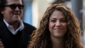 Shakira i Carlos Vives declaren aquesta setmana pel suposat plagi de 'La Bicicleta'