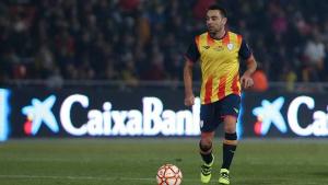 Xavi Hernández no podrà jugar el partit entre Catalunya i Veneçuela