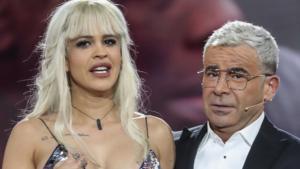 Ylenia amb Jorge Javier després de la seva expulsió