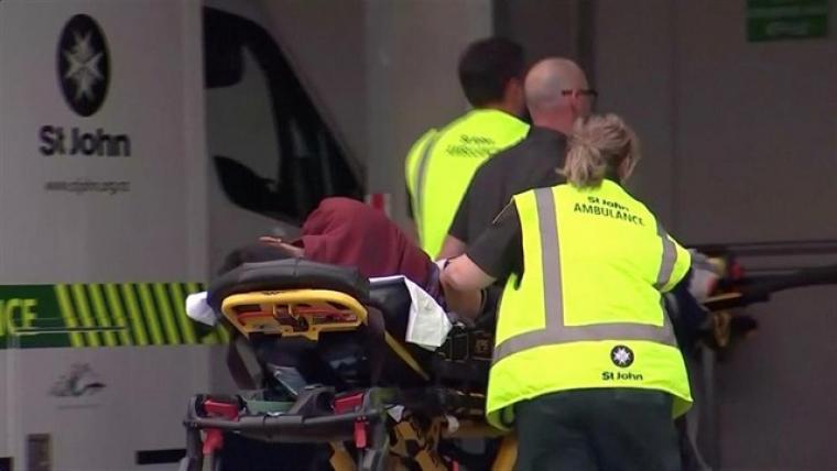 Víctimes del tiroteig de Nova Zelanda