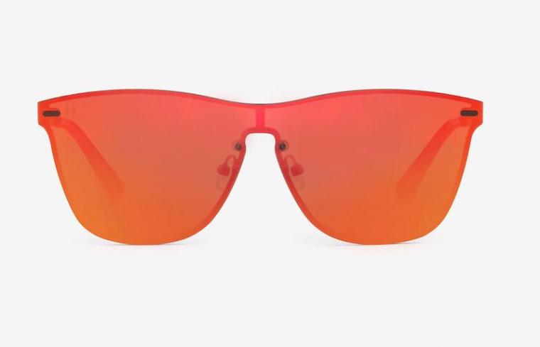 Hawkers ha fet el seu propi disseny d'ulleres amb pantalla vermella