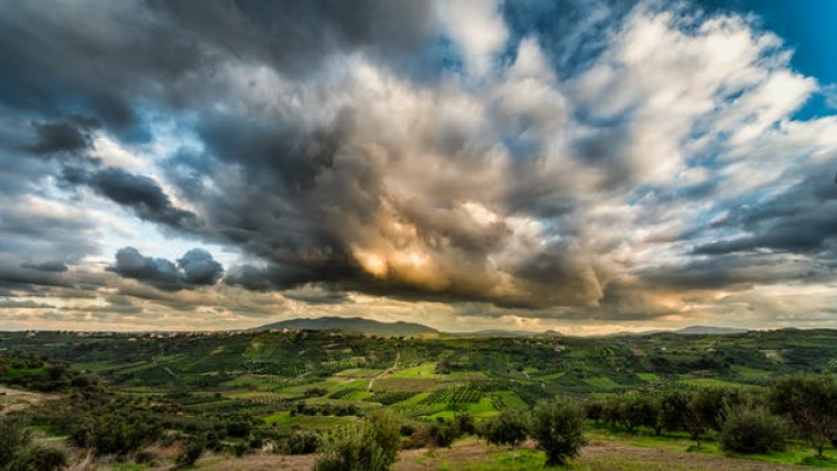Les nuvolades de tarda guanyaran terreny dimarts