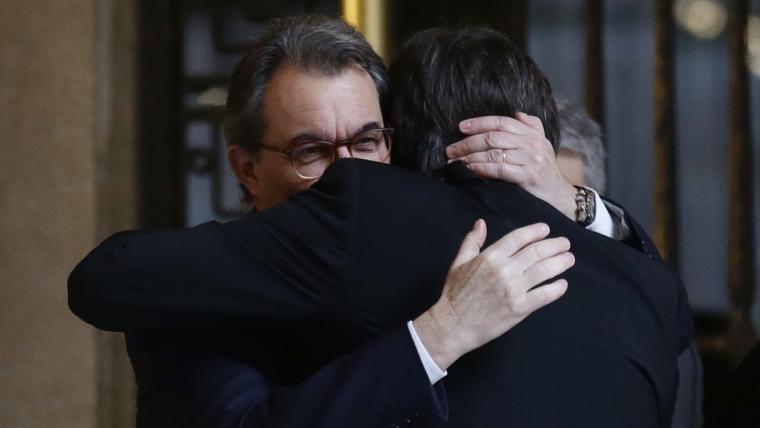 Puigdemont i Mas