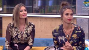 Candela Acevedo i Sofía Suescun van participar a 'GH Dúo'