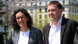 ERC i EH Bildu es reuneixen a Ginebra i uneixen forces de cara a les eleccions generals