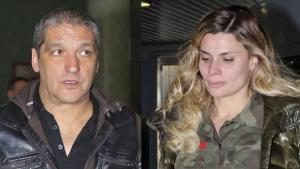 Gustavo González i María Lapiedra han estat junts després d'anunciar la seva separació