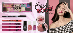 Imatge de la col·lecció de maquillatge 'Chica Boom'