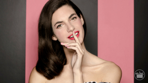 Imatge del 'look' més natural de 'Chica Boom'