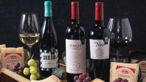 Imatge dels tres vins més premiats