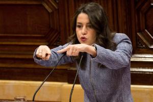Inés Arrimadas afirma que Iceta ha revelat el pacte entre el PSOE i els independentistes