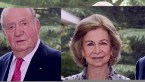Joan Carles i Sofía es retroben gràcies a la Infanta Pilar