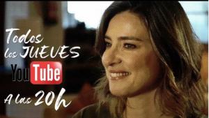 La periodista Sandra Barneda obre un canal de Youtube amb un vídeo cada dijous