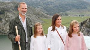 La reina Letícia no podrà assistir a l'aniversari de la seva filla Sofia