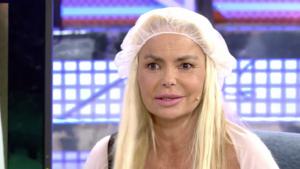 Leticia Sabater al programa 'Sábado Deluxe' després de la seva operació
