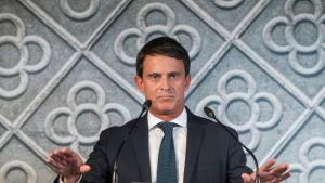 Manuel Valls inclou la paraula 'Ciutadans' a la marca que utilitzarà a les municipals