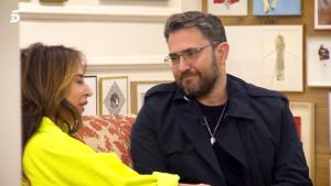 María Patiño entrevista a Máxim Huerta a 'Socialité'