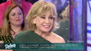 Mila Ximénez va entrevistar a Marta Roca, parella de Chelo