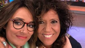 Toñi Moreno i Rosana acostumen a enviar-se missatges a través de les xarxes socials