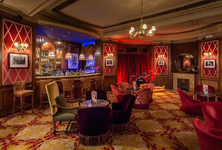 Bar del Palace Hotel de Barcelona
