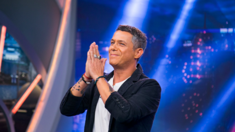 El cantant es troba a Madrid promocionant el seu últim treball #ElDisco