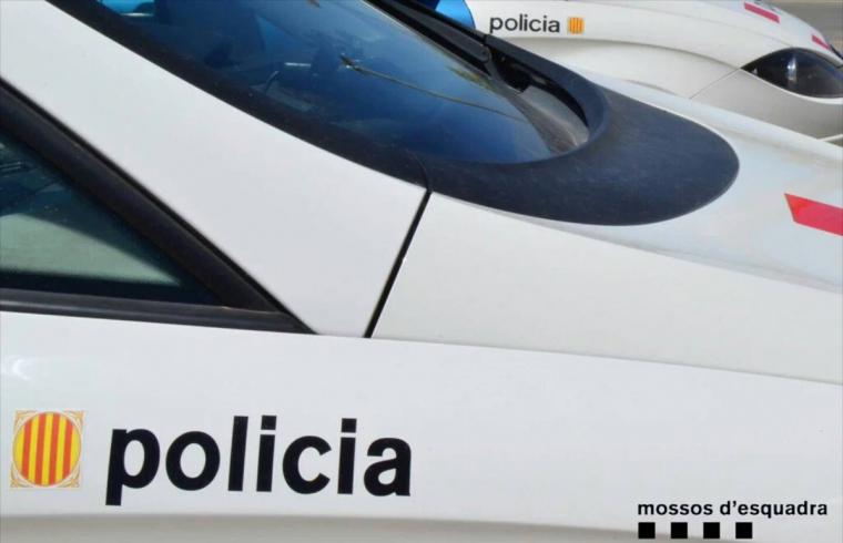 Imatges cotxe mossos
