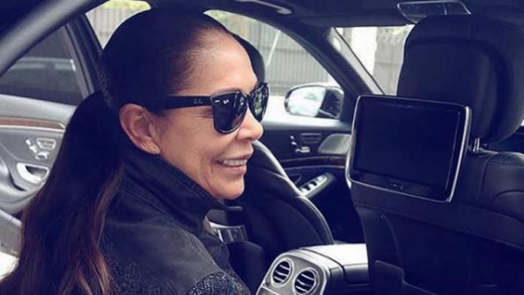 Isabel Pantoja hauria signat un contracte amb Telecinco