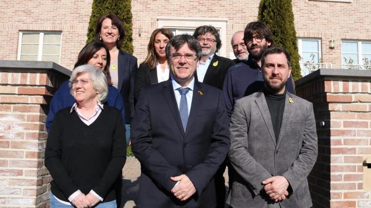 Puigdemont, Comín i Ponsatí