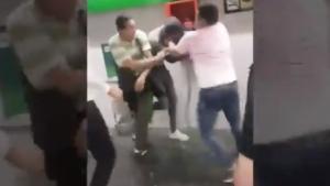 agressió