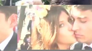 Anita Matamoros i David Salvador han mostrat públicament el seu amor a la Feria d'Abril de Sevilla
