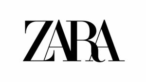 El canvi més gran del logo de Zara des de la seva fundació l'any 1975