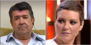 Gil Silgado oblida la seva exparella María Jesús Ruiz