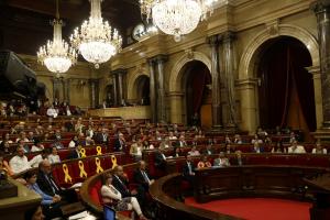 La Cambra ha votat 'no' a la designació d'Iceta
