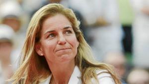 La tenista Arantxa Sánchez Vicario havia assegurat que es trobava arruinada