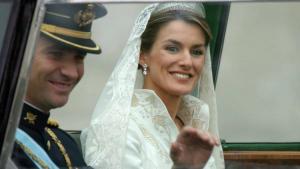 Letizia va tenir dubtes abans de casar-se