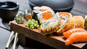 Mercadona millora la seva gamma de productes de sushi