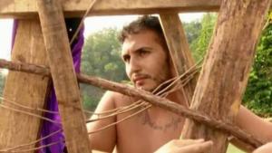 Omar Montes és un dels concursants de 'Supervivientes' d'aquesta edició