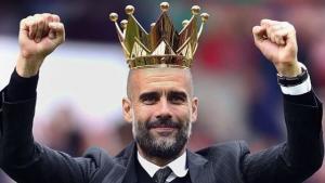 Pep Guardiola, sobre la possibilitat de guanyar el triplet: «Les dones ja ho han fet»