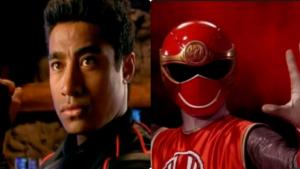 Pua Magasiva interpretava el personatge vermell dels 'Power Rangers'