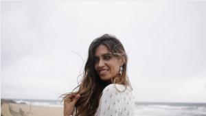 Sara Carbonera va presentar la col·lecció 'Mi Mar' a Porto