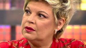 Terelu Campos en una de les darreres aparicions a 'Sálvame'